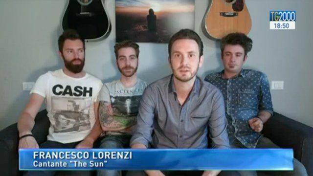 The Sun Tg2000 intervista