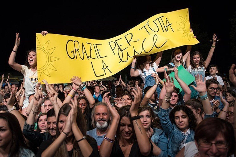 The Sun live Bresseo cartellone fan