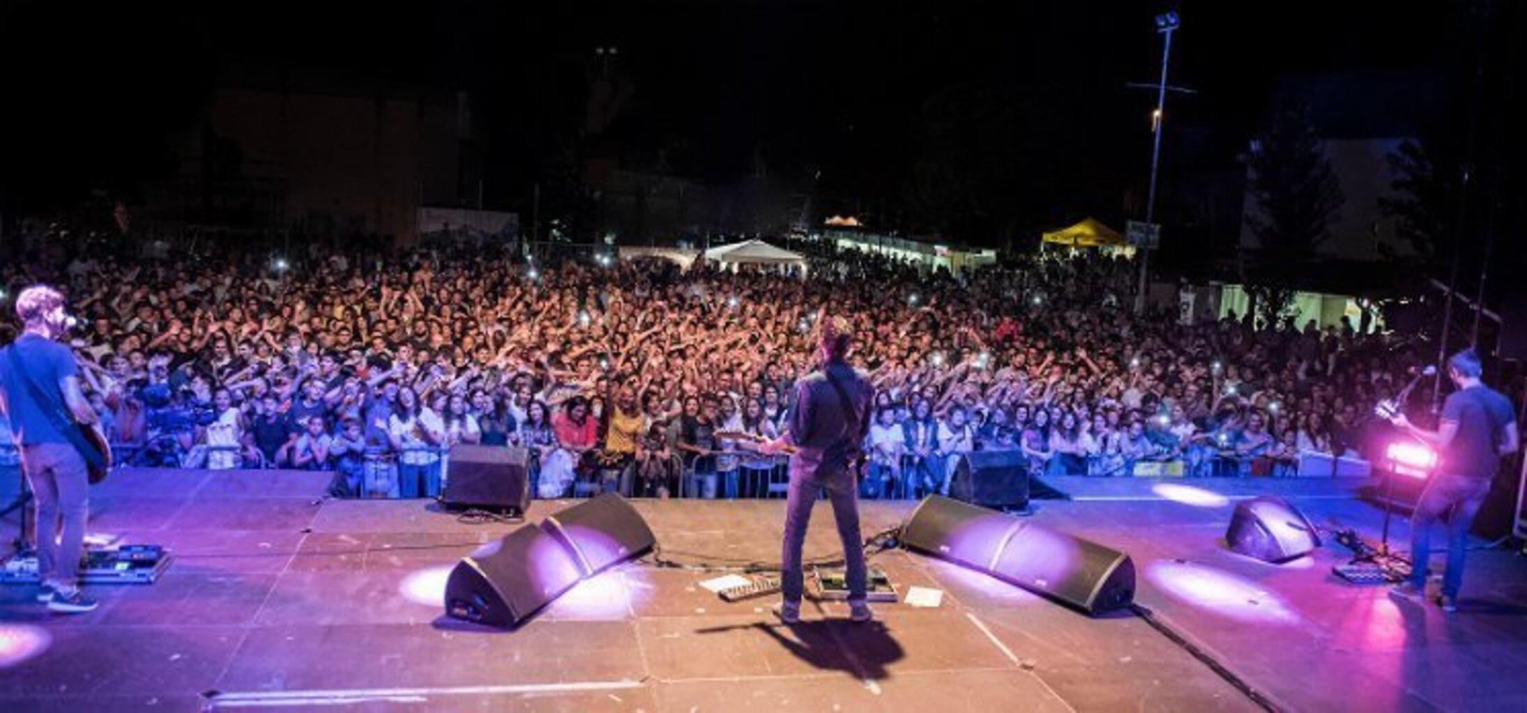 The Sun live Verona tour Cuore Aperto