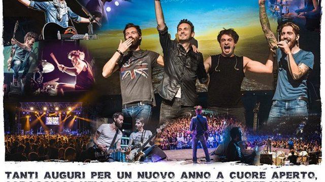 The sun gruppo musicale rock band auguri 2016 francesco lorenzi