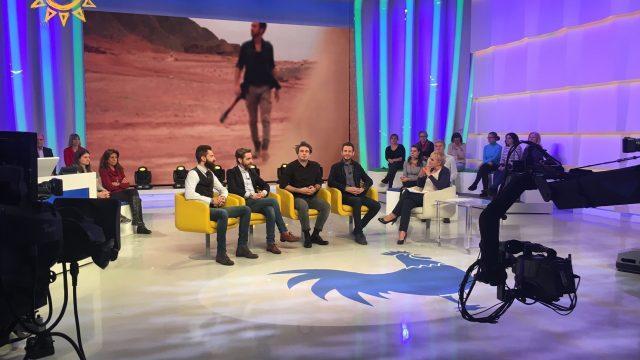 The sun rock band ospiti a TV2000