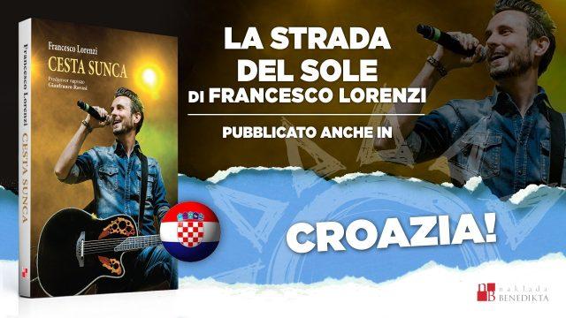 La Strada del Sole il libro di Francesco Lorenzi