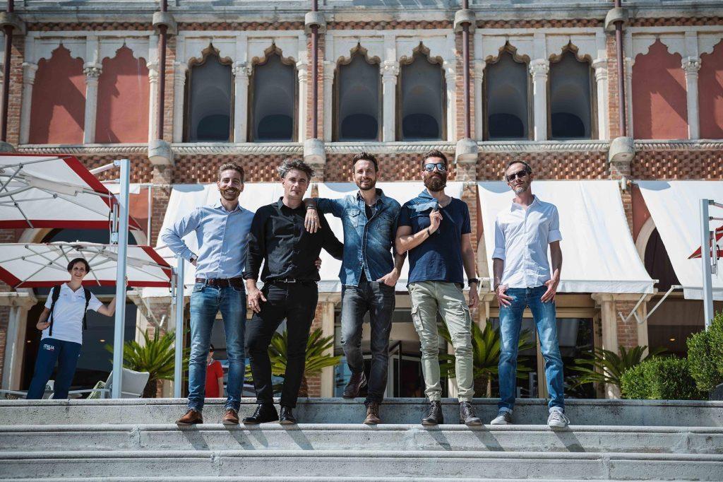 the sun rock band al festival del cinema di venezia