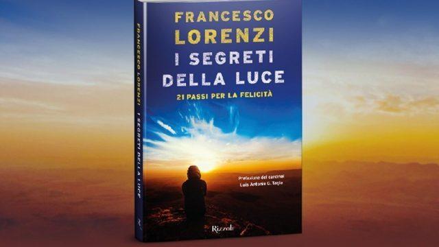i segreti della luce il nuovo libro di francesco lorenzi