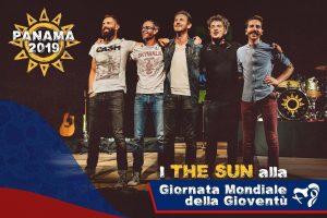 the sun christian rock band jmj panama