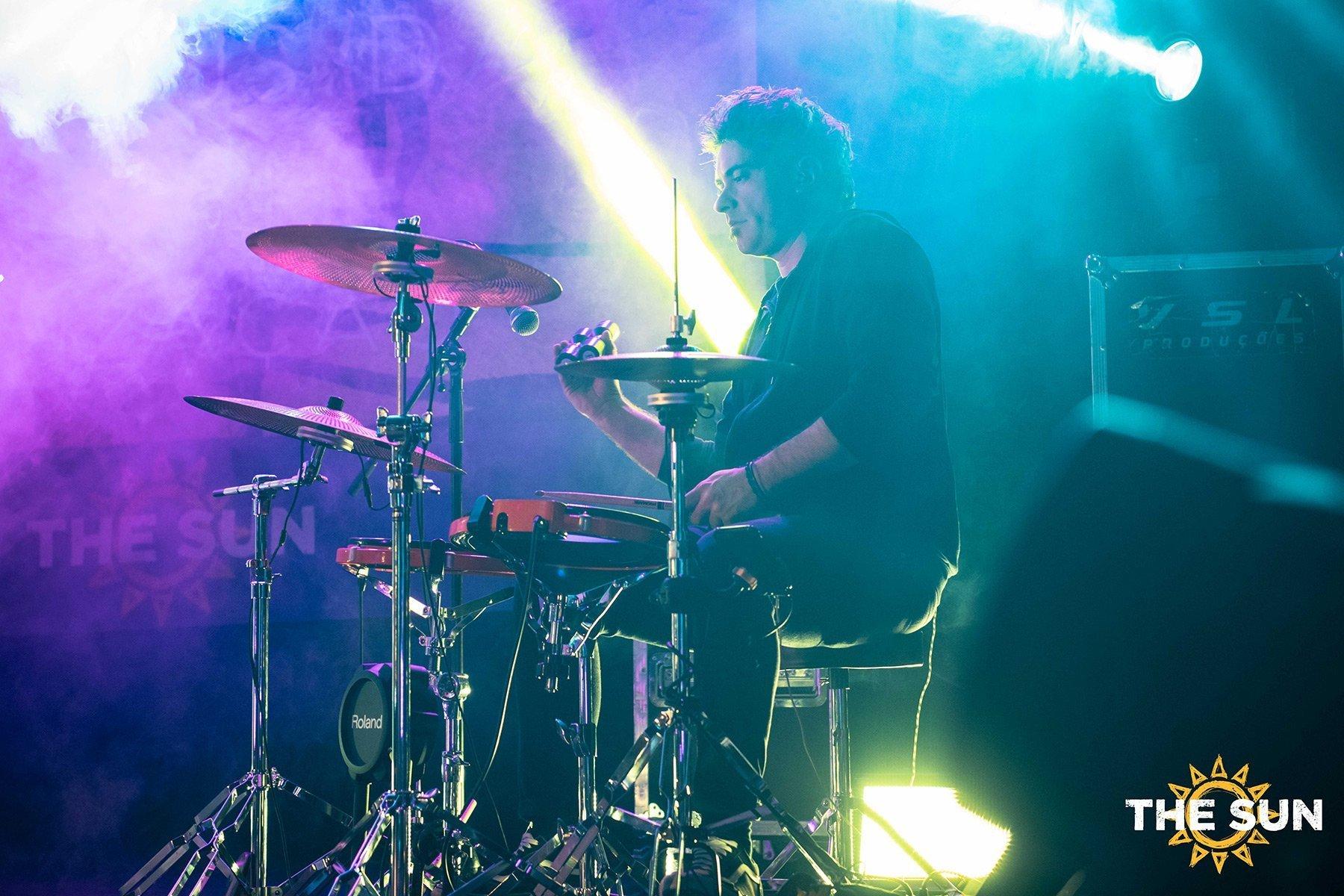 the sun rock band live portobello