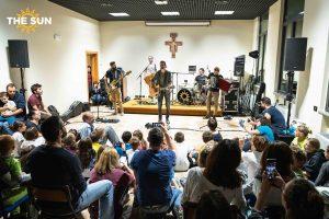 the sun rock band live famiglie del sole