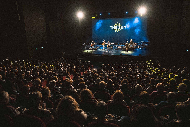 the sun rock band live vicenza teatro comunale ekuo concerto
