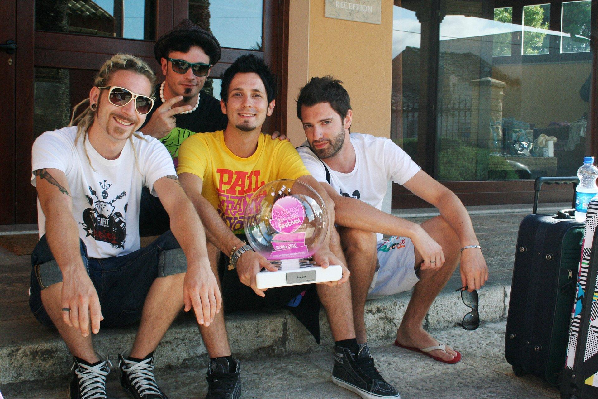 the sun rock band spiriti del sole tour