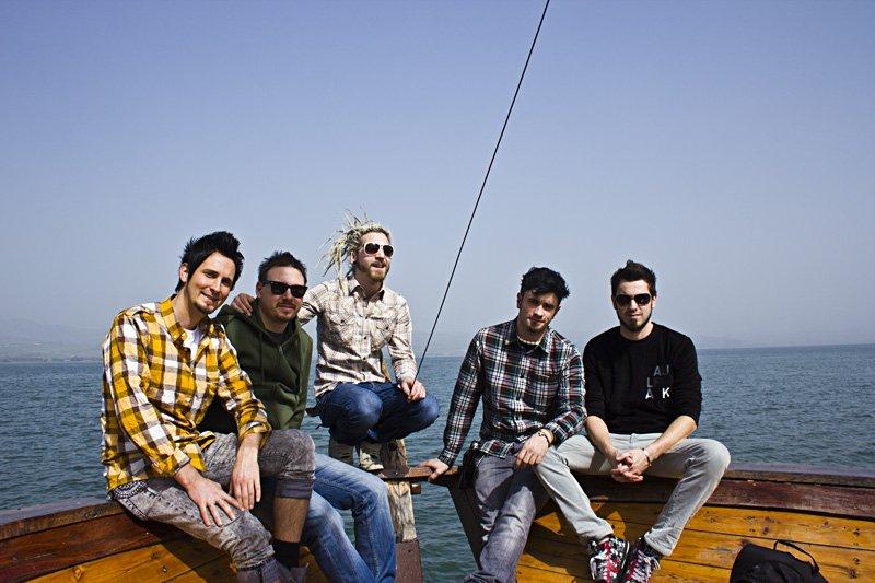 the sun rock band terra santa 2011
