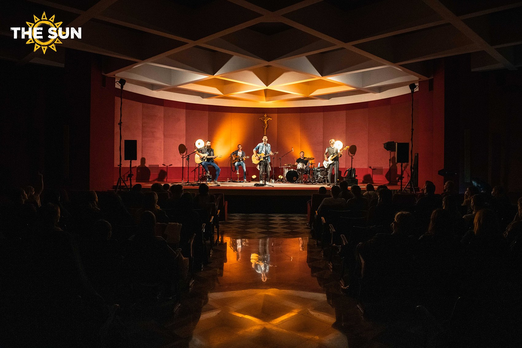 the sun rock band live genova