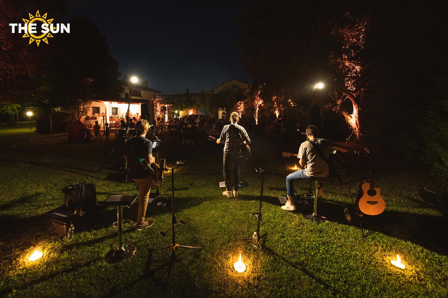 the sun rock band live san mauro pascoli
