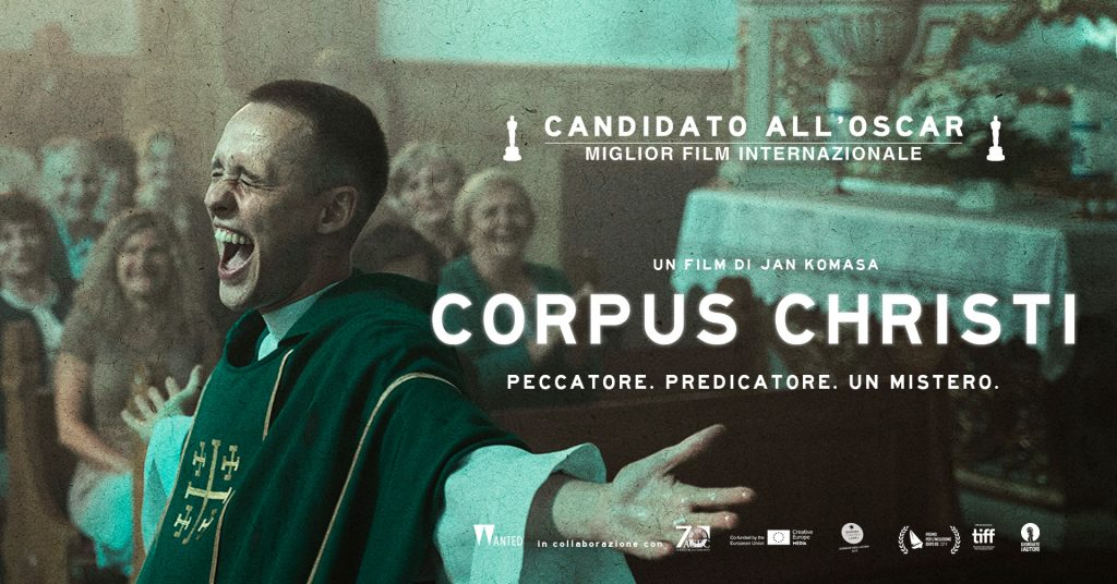 locandina corpus christi wanted cinema