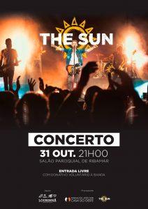 the sun rock band concerto portogallo