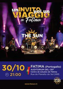 the sun fatima portogallo uipuv